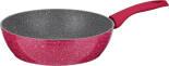 Сковорода Moulin Villa Raspberry глубокая индукционная 26см