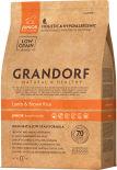 Сухой корм для собак Grandorf Adult junior Ягненок с рисом 3кг