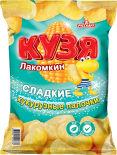 Палочки кукурузные Кузя Лакомкин Сладкие 85г