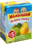 Нектар ФрутоНяня Малышам Яблоко-груша 200мл