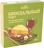 Торт ВкусВилл Миндальный 350г