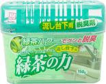 Поглотитель неприятных запахов Kokubo под раковину с экстрактом зеленого чая 150г