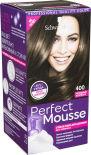 Краска-мусс для волос Schwarzkopf Perfect Mousse 400 Холодный эспрессо