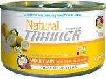 Корм для собак Trainer Natural Mini Курица рис алоэ 150г