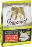 Сухой корм для кошек Primordial Индейка и Селедка 400г