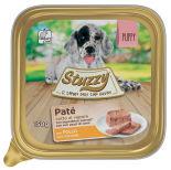Корм для щенков Stuzzy Pate Dog паштет с курицей 150г