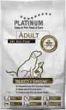 Сухой корм для собак Platinum Adult Свинина 5кг