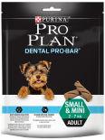 Лакомство для собак Pro Plan Dental Pro-Bar Mini Adult для мелких пород до 7кг 150г
