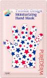 Маска-перчатки для рук Purederm Звездочки Увлажняющая 1 пара