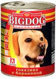 Корм для собак Зоогурман Big Dog Говядина с бараниной 850г