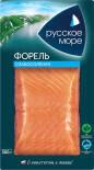 Форель Русское море филе-кусок слабосоленая 300г