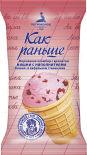 Мороженое Петрохолод Как раньше пломбир со вкусом вишни 90г