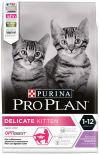 Сухой корм для котят Pro Plan Optidigest Delicate Kitten для чувствительного пищеварения с индейкой 3кг