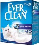 Наполнитель для кошачьего туалета Ever Clean Multi-Crystals с мультикристаллами 6л