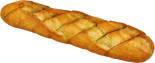 Багет Aryzta с маслом и чесноком замороженный 3шт*175г