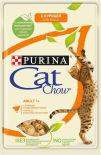 Корм для кошек Cat Chow с курицей и кабачками в желе 85г