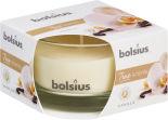 Свеча ароматизированная Bolsius в стакане Ваниль 50*80мм