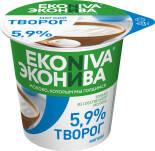 Творог ЭкоНива мягкий 5.9% 125г