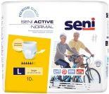 Трусы впитывающие Seni Active Normal Large для взрослых 10шт