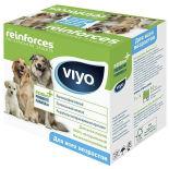Напиток-пребиотик для собак Viyo Reinforces All Ages Dog 7*30мл