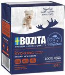Корм для собак Bozita Chicken кусочки в желе с курицей 370г