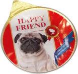 Корм для собак Happy Friend Паштет с цыпленком 125г