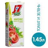 Сок Тонус Томат с зеленью и морской солью 1.45л