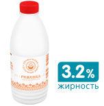 Ряженка Киржачский молочный завод 3.2% 500г