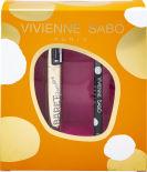 Подарочный набор Vivienne Sabo Тушь Cabaret premiere тон 01 +Карандаш для глаз Merci тон 301