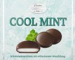 Конфеты Hauswirth Cool Mint с мятной начинкой в темном шоколаде 135г