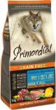 Сухой корм для собак Primordial Форель и Утка 12кг