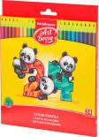 Цветные карандаши Art Berry 24 цвета