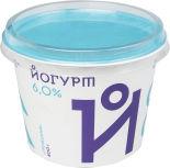 Йогурт Братья Чебурашкины Греческий 6% 200г