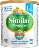 Смесь Similac Комфорт 1 молочная с 0 месяцев 375г