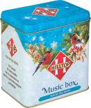 Чай черный Hilltop Музыкальная шкатулка 100г