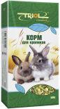 Корм для кроликов Triol Криспи 500г