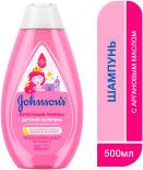 Шампунь Johnsons baby Блестящие Локоны 500мл