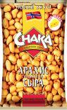 Арахис Chaka обжаренный со вкусом сыра Чеддер 130г