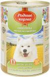 Корм для собак Родные корма Скоблянка мясная по-городецки 970г