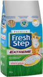 Наполнитель для кошачьего туалета Fresh Step тройной контроль запахов 18л