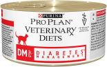 Влажный корм для кошек Pro Plan Veterinary Diets DM Diabets Management при диабете 195г