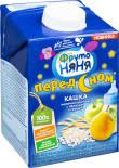 Каша ФрутоНяня Молочно-рисовая Яблоко-Груша 500г