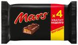 Шоколадный батончик Mars 4шт*40.5г