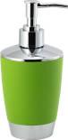 Дозатор для жидкого мыла Swensa Альма зеленый
