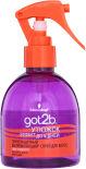 Спрей для волос Got2B Утюжок Выпрямляющий Термозащитный 200мл
