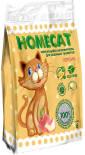 Наполнитель для кошачьего туалета Homecat Персик 6л