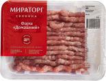 Фарш Мираторг Домашний из свинины и говядины 400г