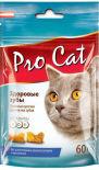 Лакомство для кошек Pro Cat Здоровые зубы 60г