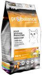 Сухой корм для кошек Probalance с курицей и индейкой 1.8кг
