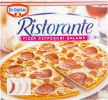 Пицца Dr.Oetker Ristorante Пепперони Салями 320г
